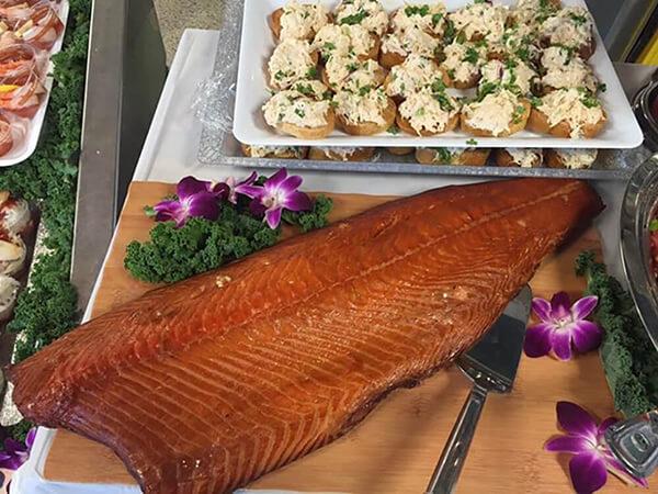 Catering Menu Seattle Fish Guys